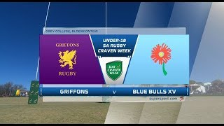 Craven Week | Griffons vs Blue Bulls XV