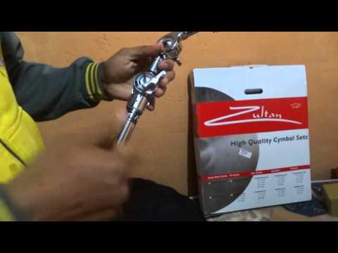 Zultan Rock Beat UNBOXING (Tienda de Thomann)