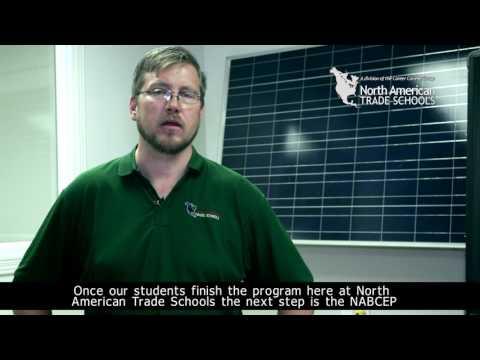 Solar Energy Technician Career Profile - North American Trade Schools