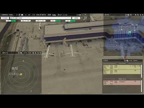 Tower!3D PRO Part 2 of 3 Atlanta, GA Part  7 AM  (9 - 26 - 18) |