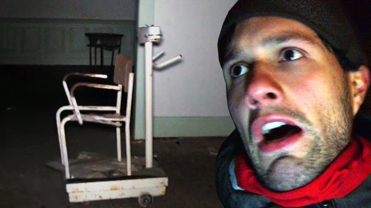 La clinique du diable explorations nocturnes youtube - La hotte du diable ...