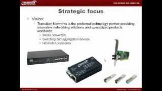 Transition Networks 2012 Shareholders Update