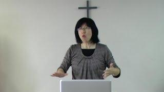 手話礼拝説教/Sign language Service
