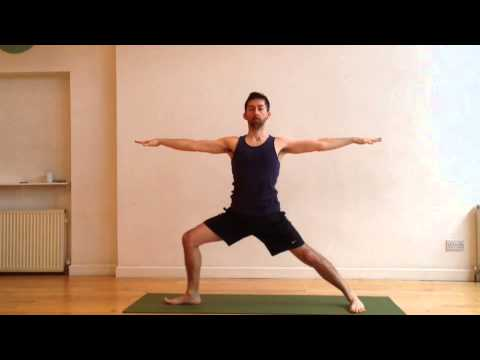 yoga for beginners  short standing sequence  youtube