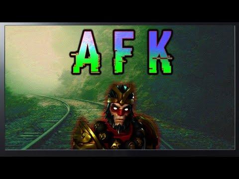 Fortnite Creepypasta: A.F.K