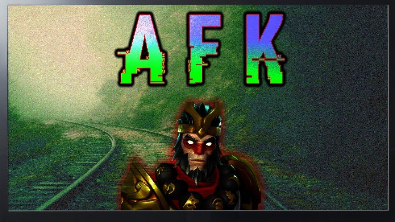 Fortnite Creepypasta: A F K