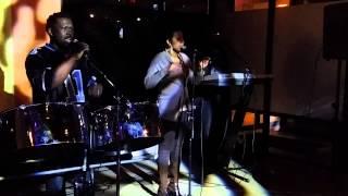 Uprizin Steel Drum Band performing @ Kola Lounge 3