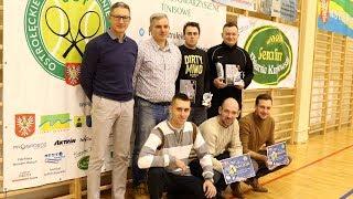 Turniej Noworoczny Ostro³êckiego Stowarzyszenia Tenisowego