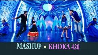 Khoka 420 Mashup | Ankush | Nusrat Jahan | Latest Bengali Song 2016