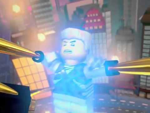 Lego ninjago zane 39 s death youtube - Ninjago lego zane ...