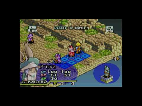 Let's Play Final Fantasy Tactics Advance- Episode 027- Moogles and Lamias