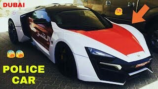 CRAZIEST POLICE CARS in the WORLD