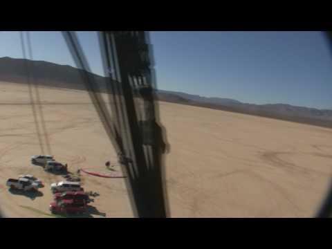 Jean Dry Lake Las Vegas Paragliding
