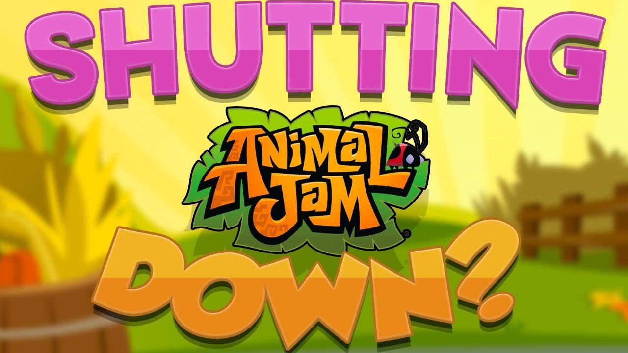IS ANIMAL JAM SHUTTING DOWN? | Animal Jam Classic - YouTube