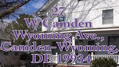27 W Camden Wyoming Ave , Camden Wyoming, DE 19934