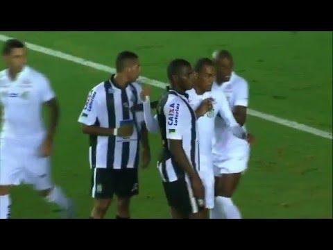 Melhores Momentos - Santos 3 x 0 Santos AP - Copa do Brasil 2016