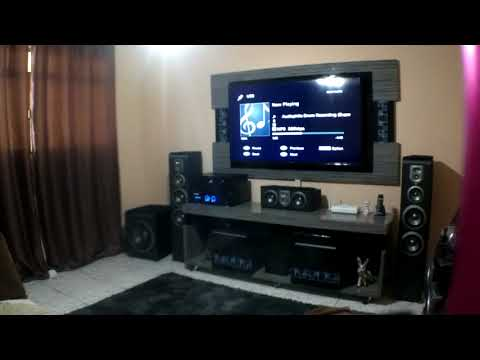 Marantz SR5012 videos (Meet Gadget)