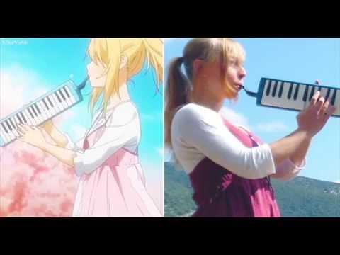 A Morning of the Slag Ravine -Melodica Cover inspired by Shigatsu wa Kimi  no Uso