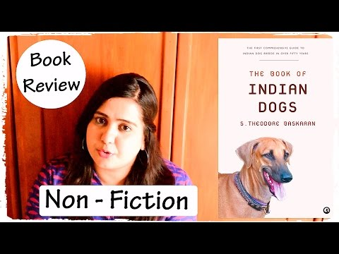 Book Review - The Book of Indian Dogs by S Theodore Baskaran | Non-Fiction