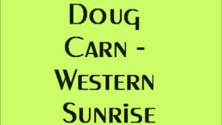 Doug Carn - Western Sunrise