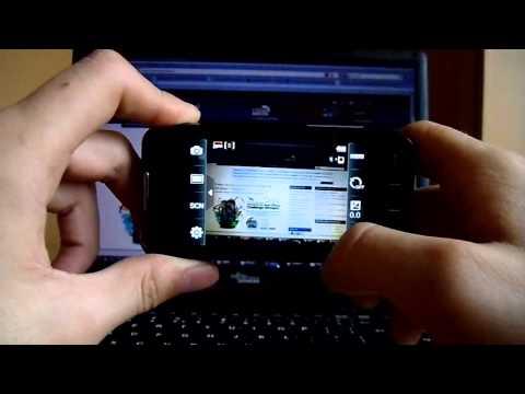 Funkcje aparatu w Samsung Wave 533. samsungbada.pl