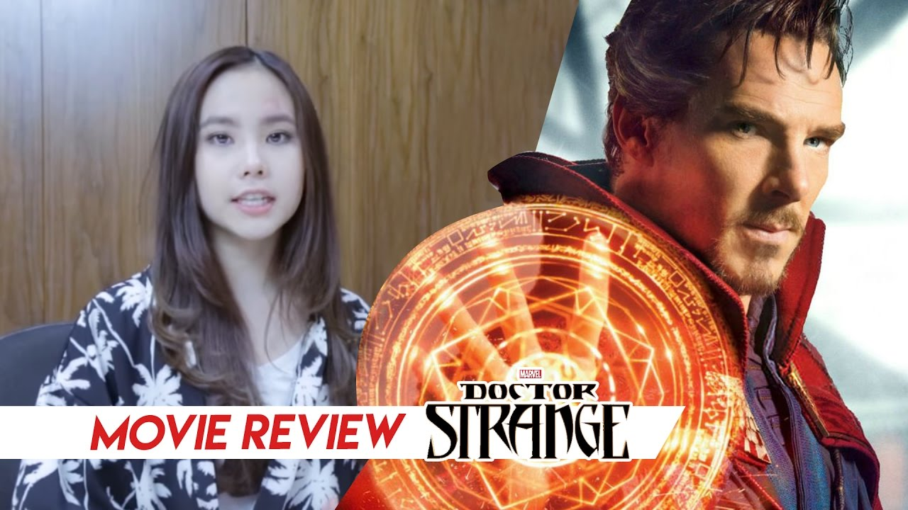 Movie Review: Dr. Strange The Sorcerer Supreme's! (Spoiler Alert!)