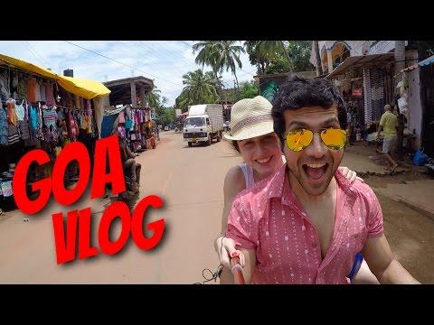 Goa Vlog!