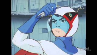 Gatchaman Trailer: Bird, Go!