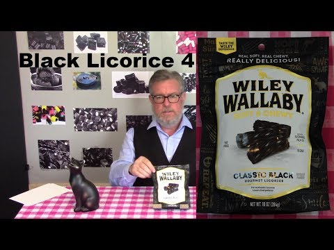 Black Licorice 4 - Wiley Wallaby