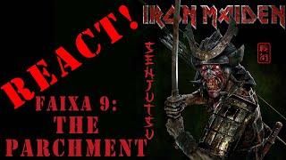 REACT Senjutsu Faixa 9: The Parchment - Novo álbum do Iron Maiden 2021