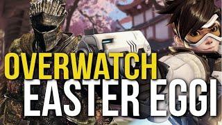 NAJLEPSZE EASTER EGGI z gry Overwatch [tvgry.pl]