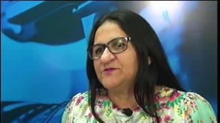 Neidinha Azevedo apresenta projeto Tecendo um mundo de paz na Cidade Alta