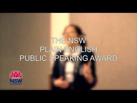 Public Speaking | The Arts Unit
