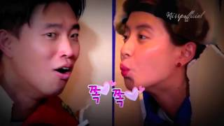Monday Couple - Gary love Jihyo - 개리&지효 ver