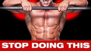 The WORST Shoulder Exercise for Bigger Shoulders - STOP!!