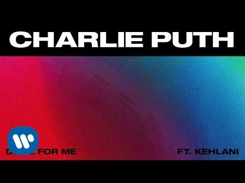 Charlie Puth - Done For Me (feat. Kehlani) [Official Audio]
