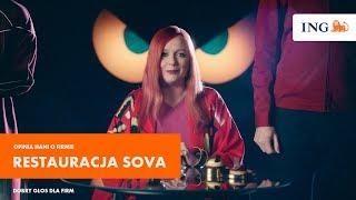 Hania feat. Nosowska dla firmy Restauracja SOVA Myślenice | Dobry Głos Dla Firm | ING Bank Śląski