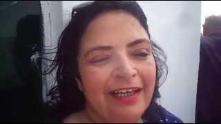 الاذاعية أمانى درغام : القناة حلم يفوق الخيال وربنا يخليك لمصر يا سيسي
