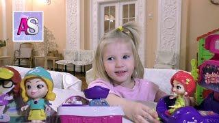 Видео для девочек - Кукла Flipsies. Распаковка и обзор.