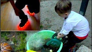 Волшебные Заряжающиеся Ботинки и Подводная Пукалка