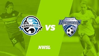 FC Kansas City vs. Boston Breakers