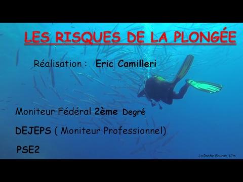 La plongée, ses contraintes physique et ses risques
