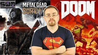 News Wave! - Doom On Switch Gets A Big Patch And Konami Pulls A Fast One