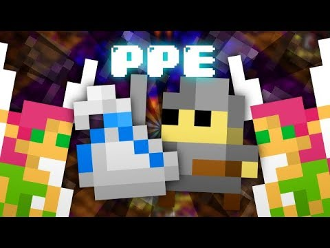 RotMG - The Warrior PPE