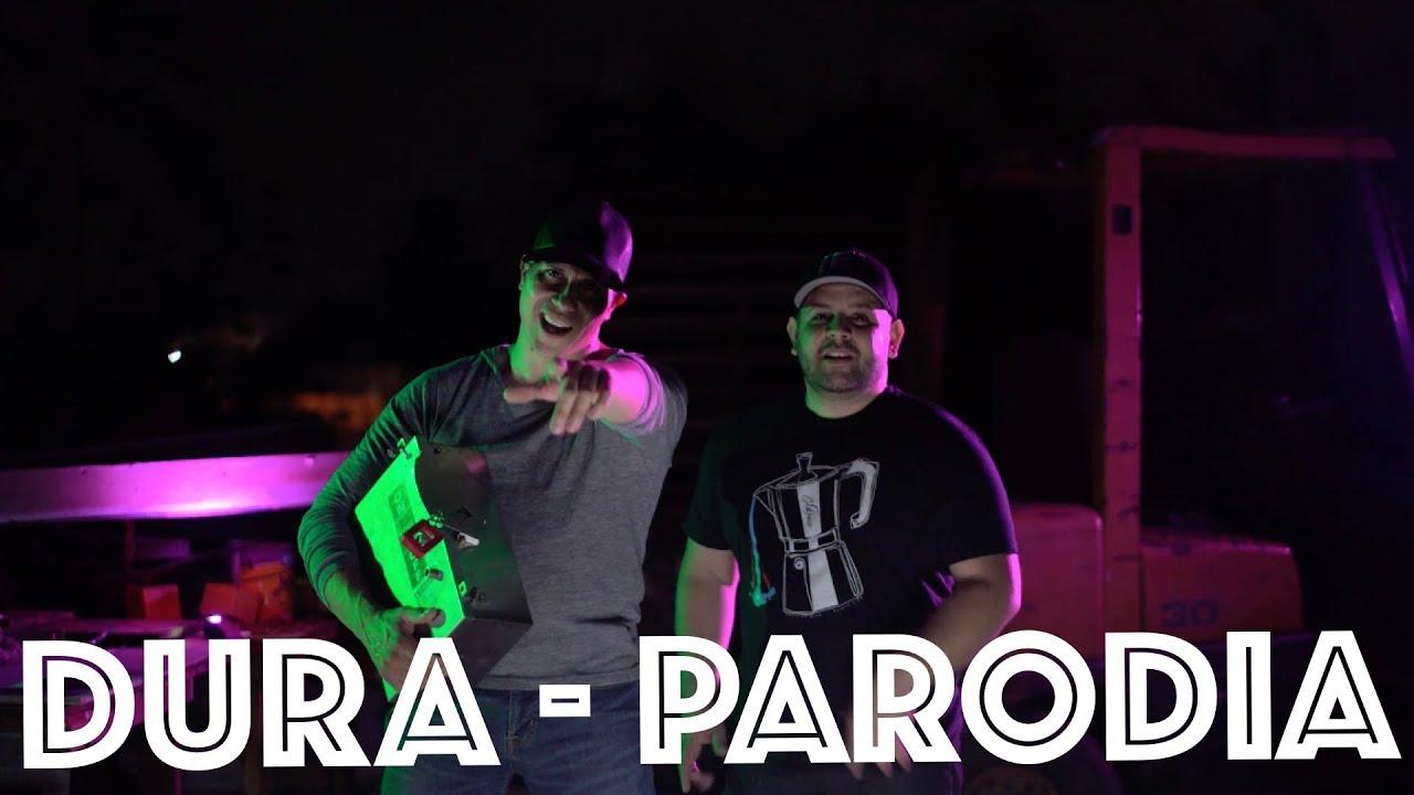 Dura - Daddy Yankee Parodia (A Oscura) Huracán María