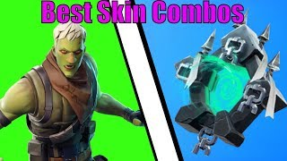 Best SKIN + BACK BLING Combos for BRAINIAC! | Fortnitemares