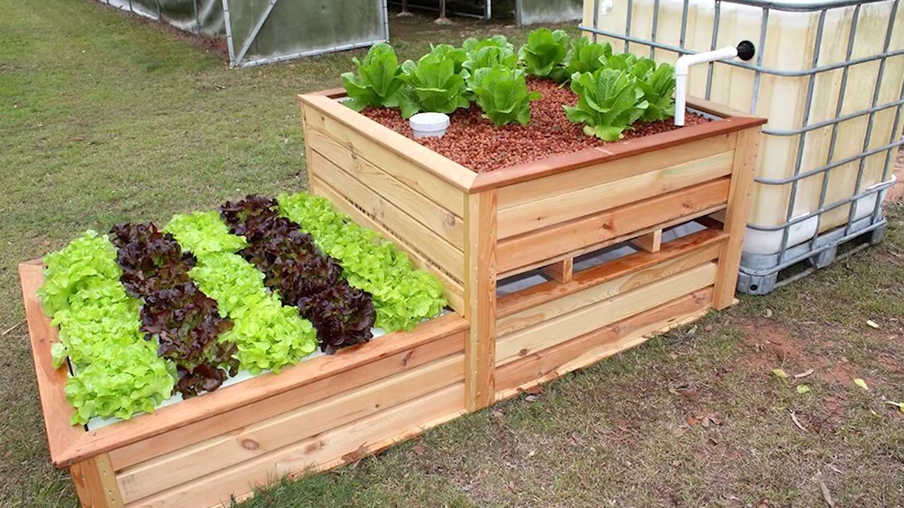 Aquaponics Garden Design conservation garden parks vertical garden on wheels Design Your Own Aquaponics System
