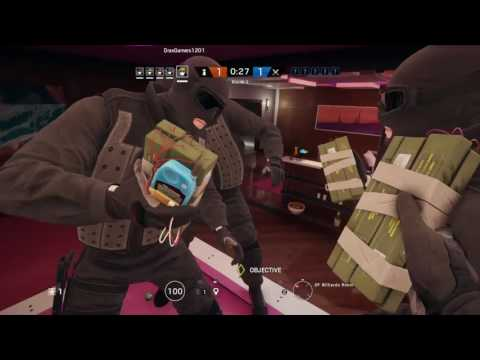 Rainbow Six Siege - Recruit Party