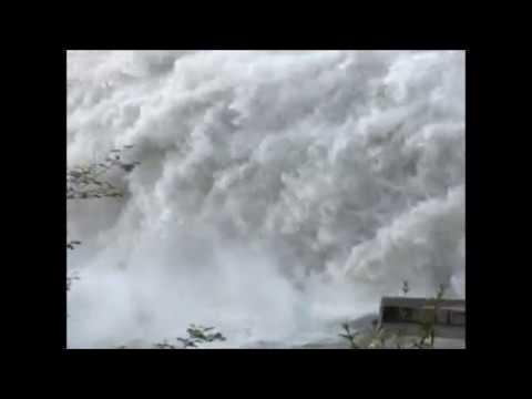 Pandoh Dam embankment dam