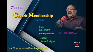 Church Membership Part- 5